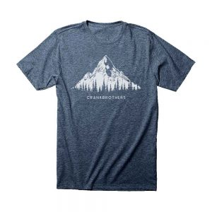 Playera Mountain Sketch Tee (1)