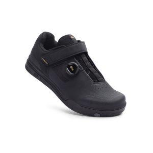 Zapatos Mallet BOA - Negro Oro (1)