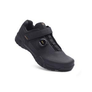 Zapatos Mallet E BOA - Negro Oro (1)