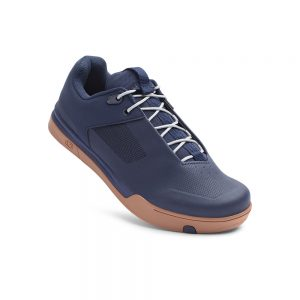 Zapatos Mallet Lace - Navy Plata (1)