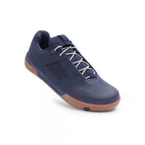 Zapatos Stamp Lace - Navy Plata (1)